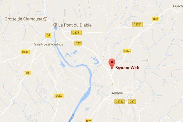 map System Web