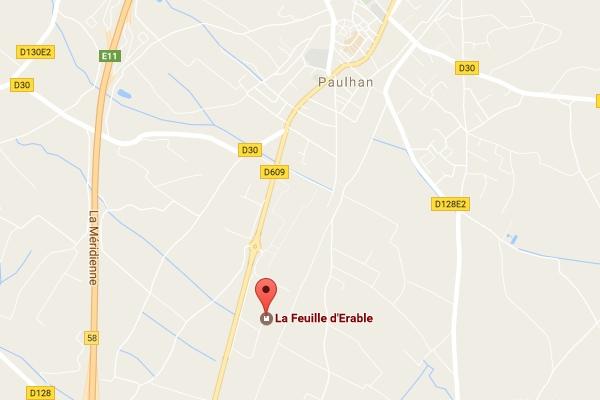 map feuille d'érable