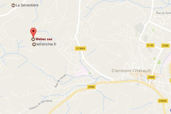 map Webec