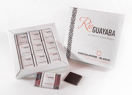 Chocolaterie du Blason - Webec